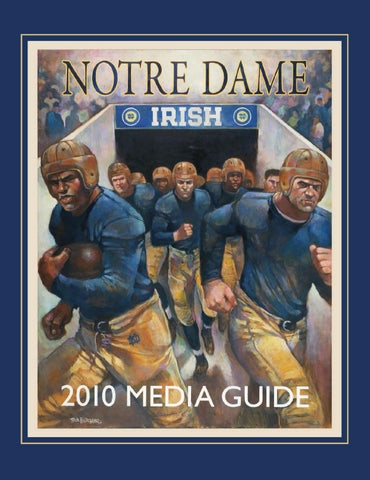 2009 Notre Dame Football Media Guide by Chris Masters issuu  for cheap