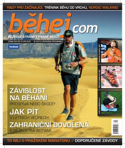 b02f53b9249 Běhej č.9 2010 by Behej.com - issuu