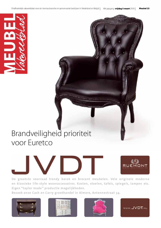 Meubel 23 05 03 10low by uitgeverij lakerveld bv issuu for Uitverkoop meubelen