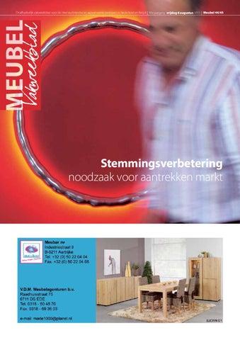 Pieter Van Der Eijken Kantoormeubelen.Meubel 44 45 06 08 10low By Uitgeverij Lakerveld Bv Issuu