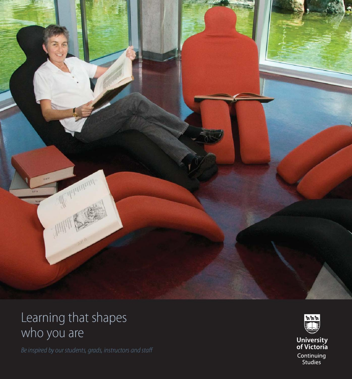 UVic Continuing Studies Fall Calendar by Continuing Studies