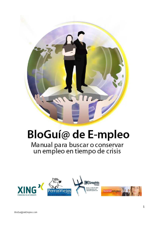 Guía-blog para la búsqueda de empleo by AEDL zarvalmon - issuu