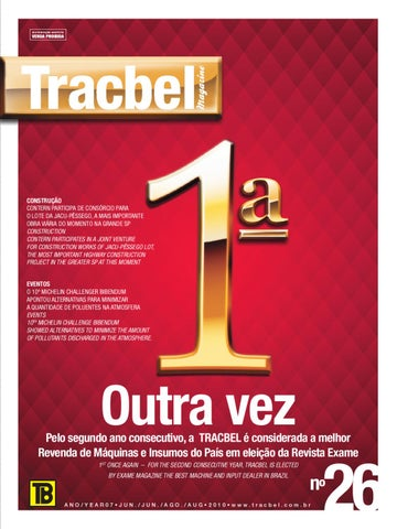 68d12d2cb TRACBEL Magazine 26 by Leonardo Rodrigues - issuu