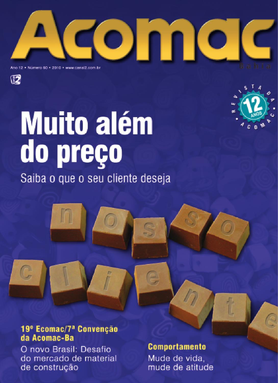 505c840ecfbdd Revista Acomac-BA by Canal 2 Comunicação - issuu