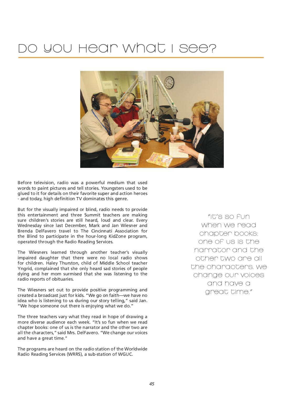 Summit Magazine Spring 2010