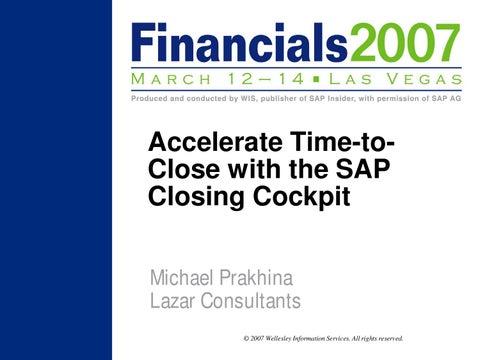 Sap Financial Closing Cockpit Download