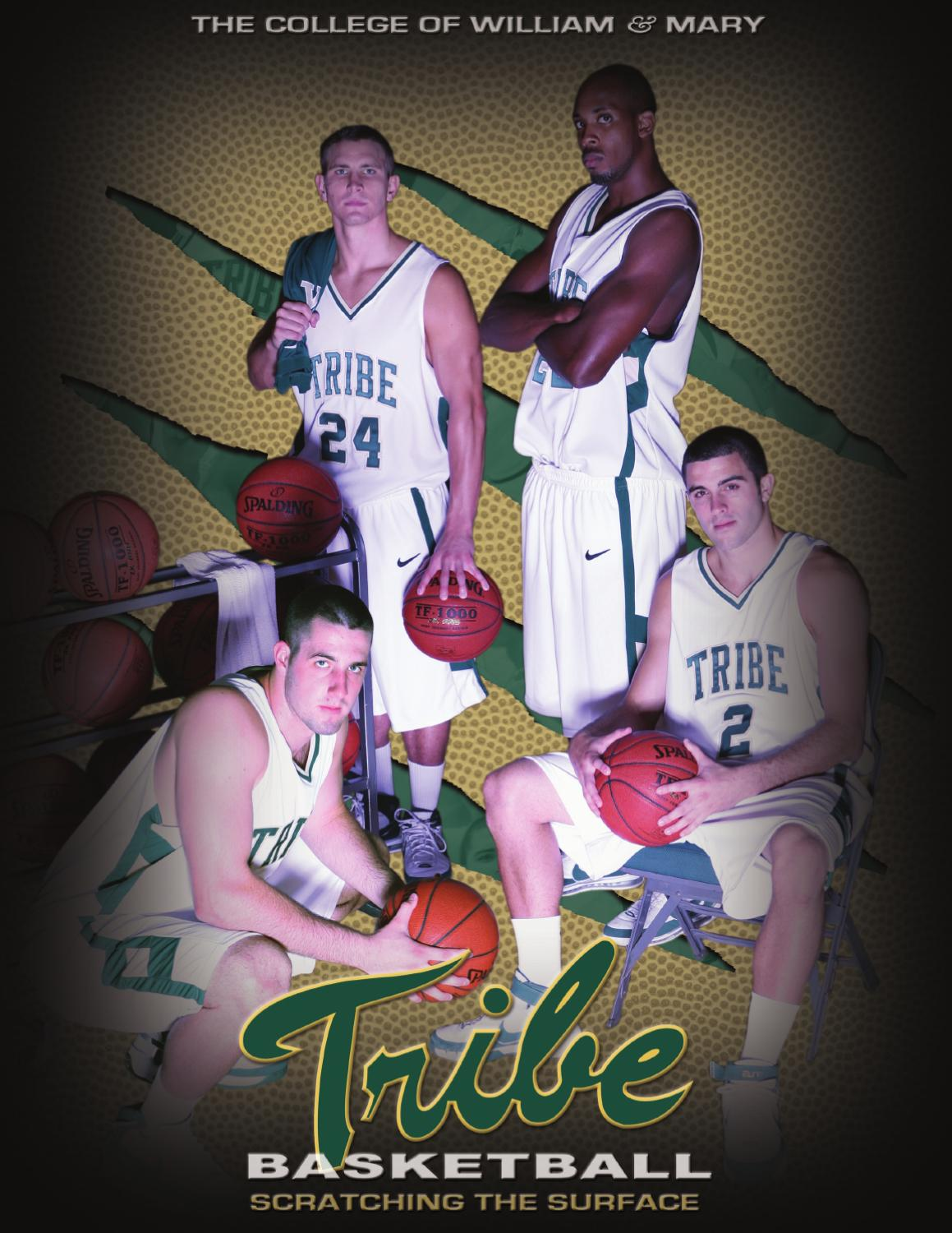 b9392799d040 2009-10 Tribe Men s Basketball Media Guide by College of William and Mary -  issuu