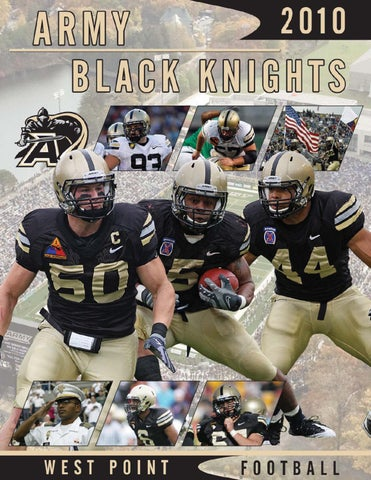 2010 Army Football Guide by Army West Point Athletics - issuu f45d33efc