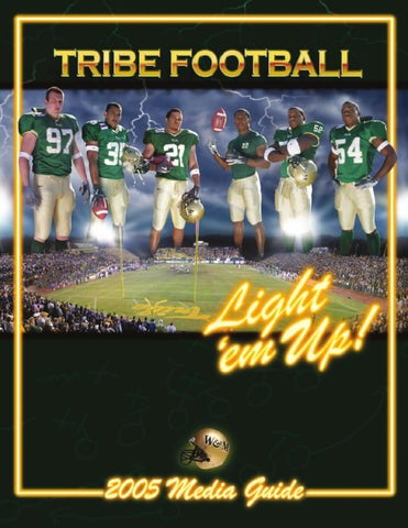 c95813117 2005 Tribe Football Media Guide by College of William and Mary - issuu