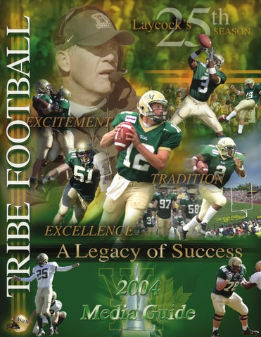 ac69b58d4db 2004 Tribe Football Media Guide by College of William and Mary - issuu