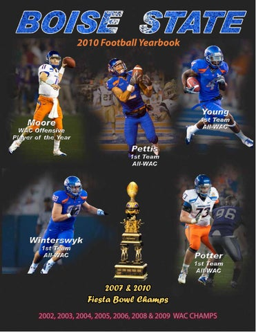 69cfe8669 2012 Boise State Football Yearbook by Boise State University - issuu