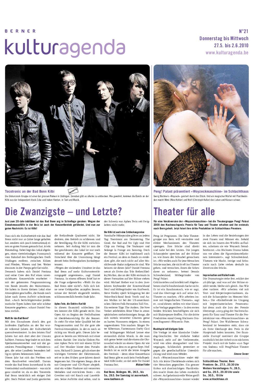 Basler Zeitung 2014 - La Slection