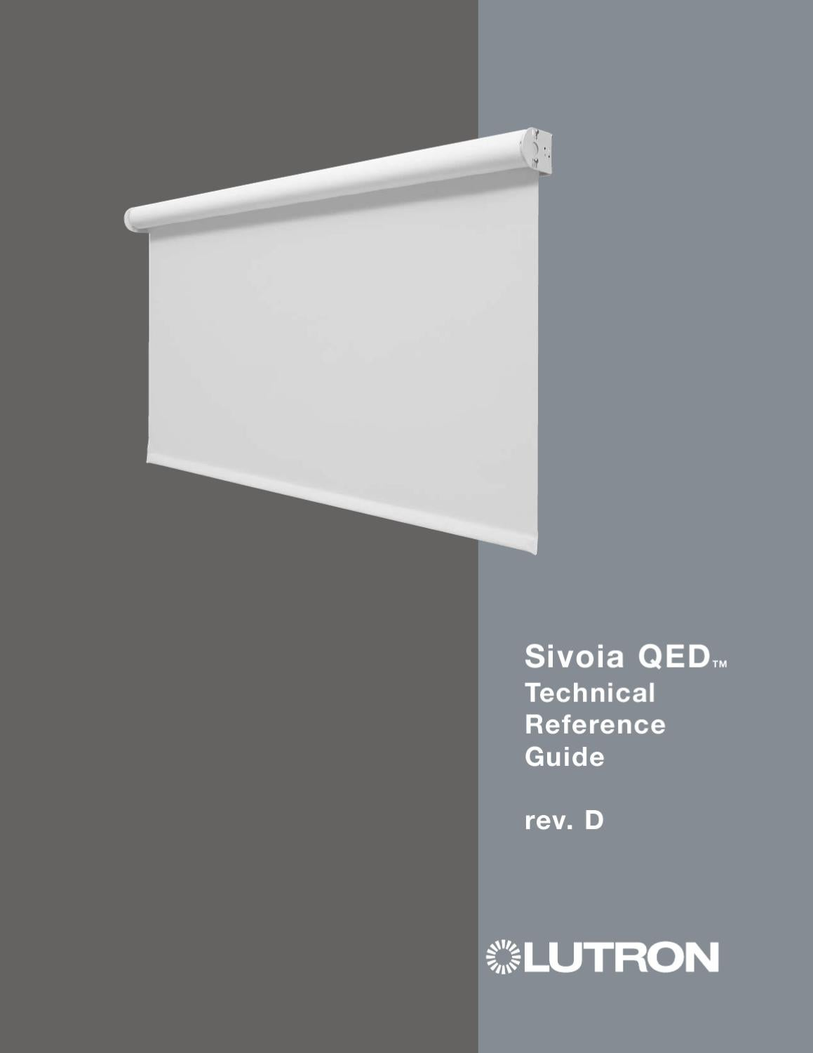 qed wiring diagram sivoia qed technical reference guide by exclusive lighting  sivoia qed technical reference guide by