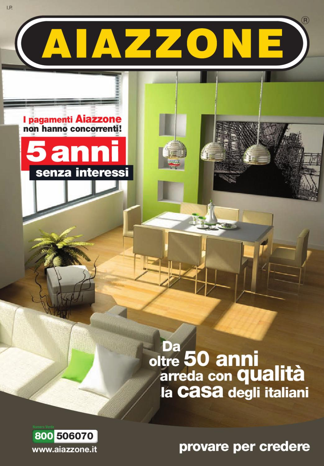 Divano Letto Aiazzone.Aiazzone By Alessandro Palmieri Issuu