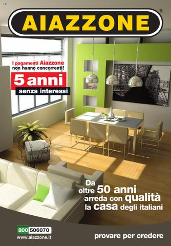 Aiazzone Cucine Componibili.Aiazzone By Alessandro Palmieri Issuu