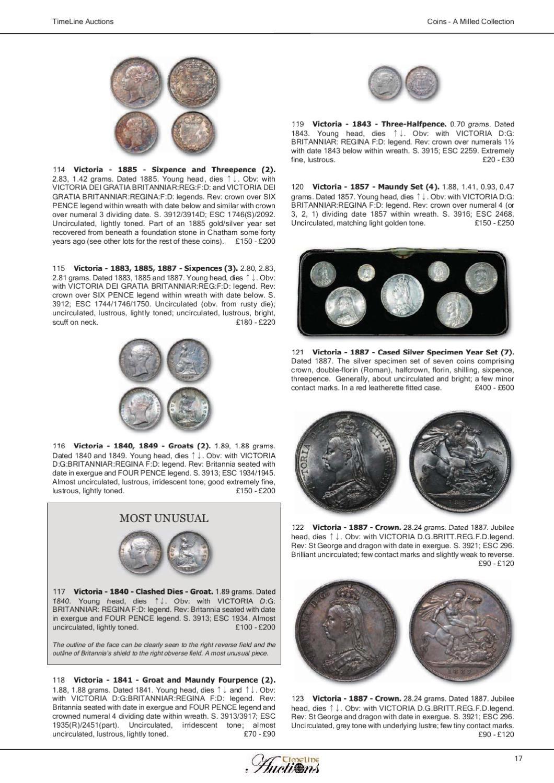 TimeLine Auctions - Coins Catalogue