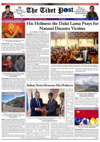 http://www thetibetpost com/ by Tibet Post International - issuu