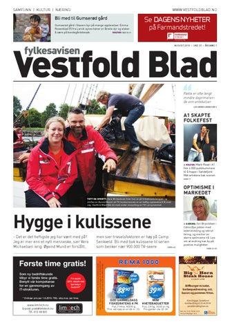 c93031a7 Vestfold Blad - uke 33 by Byavisa Sandefjord - issuu