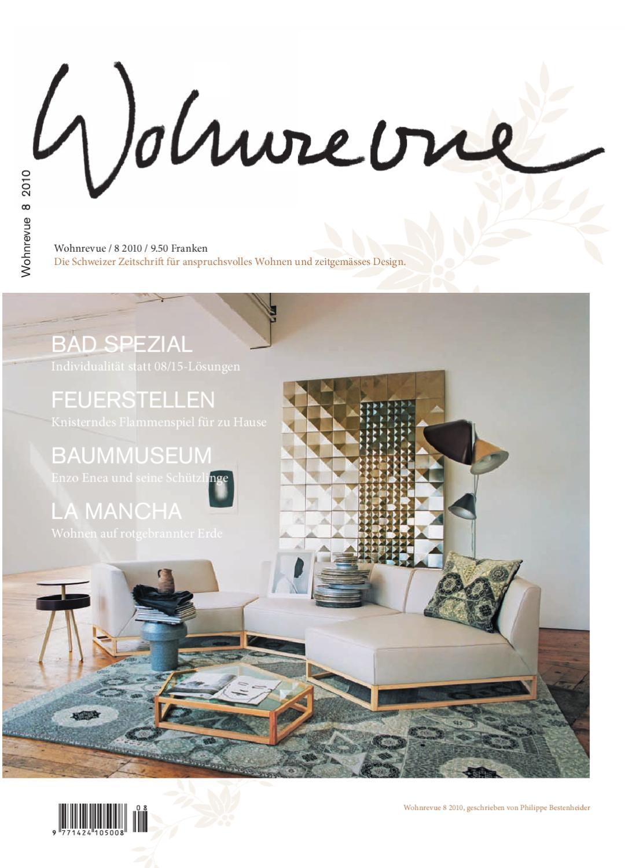 Wohnrevue 08 2010 by Boll Verlag - issuu