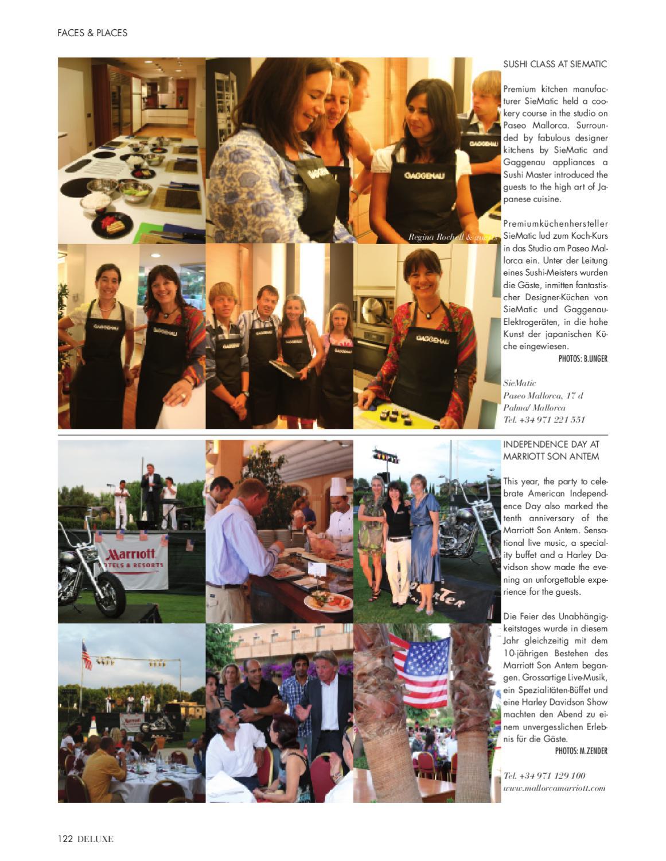 Deluxe Mallorca Magazine Autumn 2010 Herbst 2010 By Mallorca