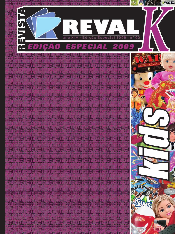 ab2661fdde reval kids 2009 by Reval Atacado de Papelaria Ltda. - issuu
