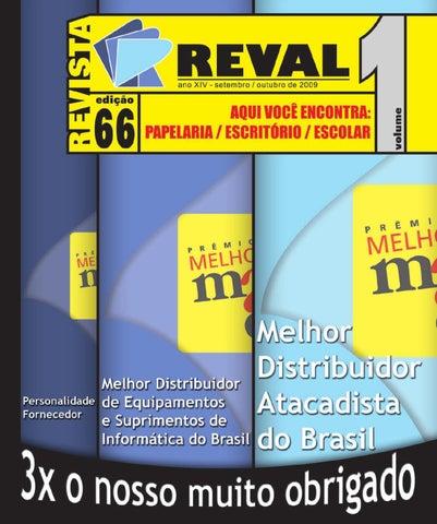 revista reval 66 volume1 by Reval Atacado de Papelaria Ltda. - issuu 7444cb3540eaf