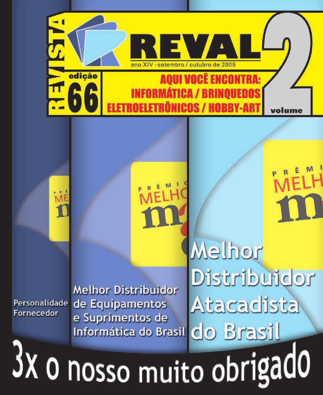5ec1577879238 revista reval 66 volume2 by Reval Atacado de Papelaria Ltda. - issuu