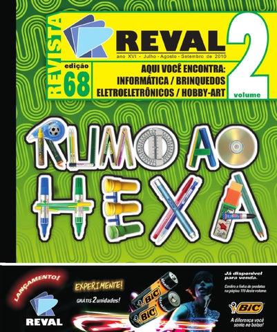 revista reval 68 02 by Reval Atacado de Papelaria Ltda. - issuu 0e9c166f7edbc
