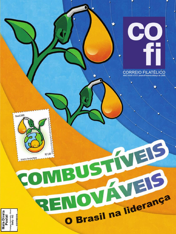 e1090f7a89acc Revista COFI 213 by Correios – Empresa Brasileira de Correios e Telégrafos  - issuu