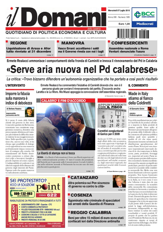 56558c5457 il domani by T&P Editori il Domani - issuu