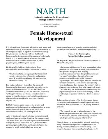 a research on sexual behavior and sexual orientation caused by evolutionary and biological factors • biological factors in human sexuality• journal article by john bancroft the journal of sex research, vol 39, 2002 biological factors in human sexuality by john bancroft in most species sexual behavior principally serves the purposes of reproduction.