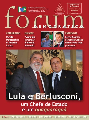 Forum democratico by associao anita e guiseppe garibaldi issuu page 1 fandeluxe Image collections