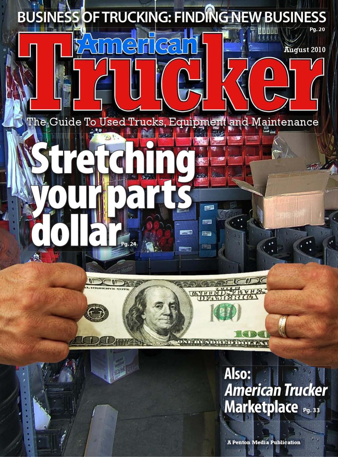 American Trucker Central August Edition by American Trucker - issuu