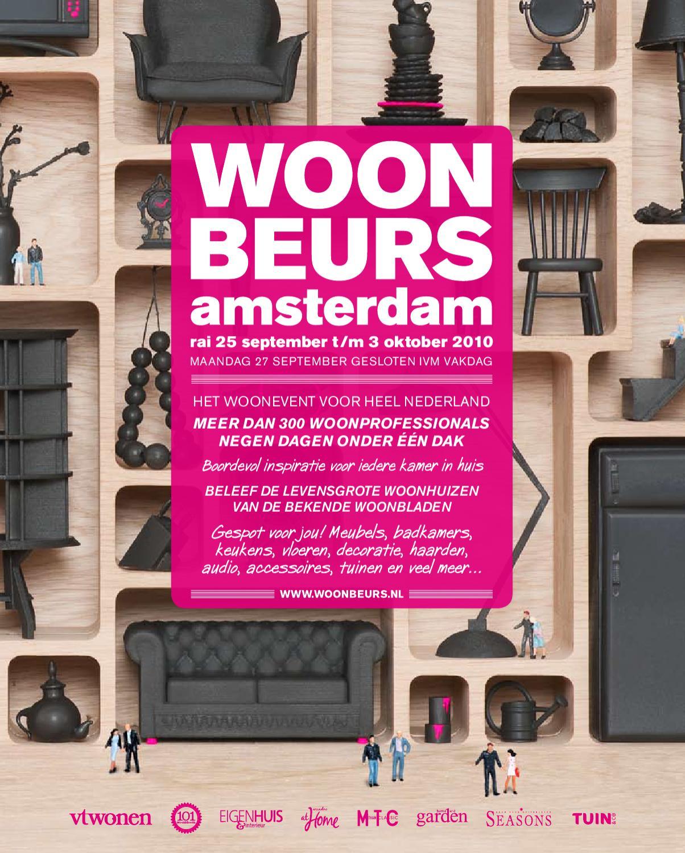Woonbeurs amsterdam brochure by home deco sanoma issuu for Woonbeurs amsterdam