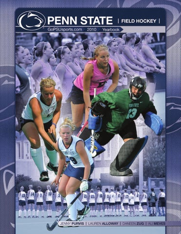 5937726c9905 2010 Penn State Field Hockey Yearbook by Penn State Athletics - issuu