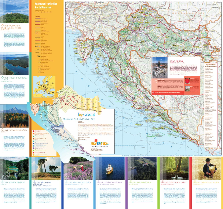 Http Business Croatia Hr Documents 856 Cestovna I Turisticka Karta