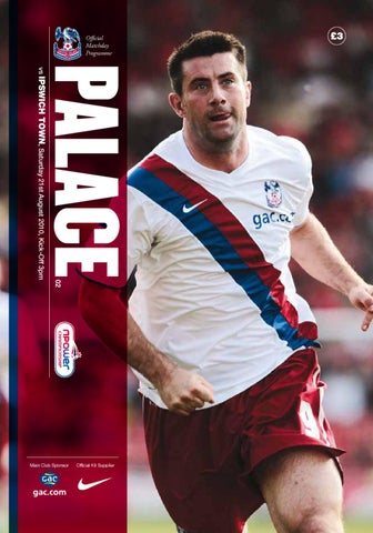 2f621b47e Crystal Palace vs Ipswich Town by Robert Deacon - issuu