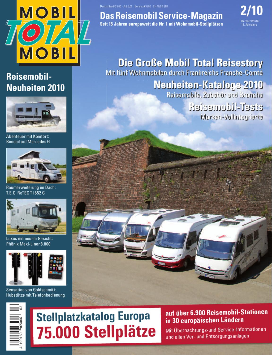 Mobil Total Ausgabe 22010 By Nk Design Issuu
