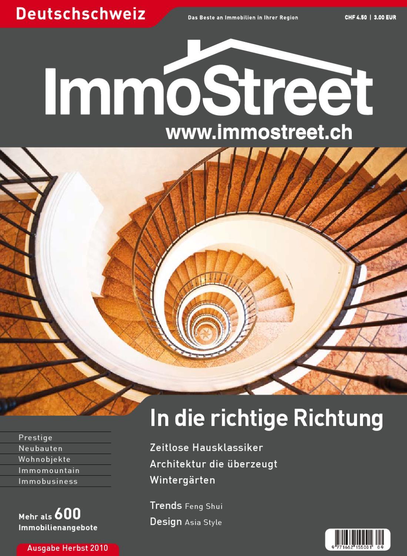 ImmoStreet Deutschweiz 92 by Alizée Delannet - issuu
