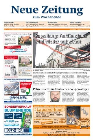 Neue Zeitung Ausgabe Emsland KW 33 by Gerhard Verlag GmbH issuu
