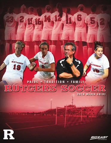 8cdf2150900 ... This is Rutgers Soccer ........................................................................................................ 4 Media Information.