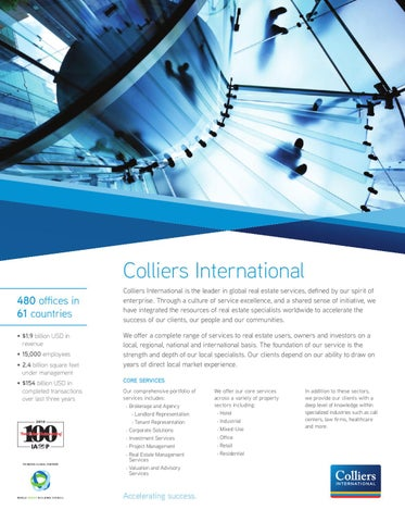 Colliers international dusseldorf gmbh dusseldorf