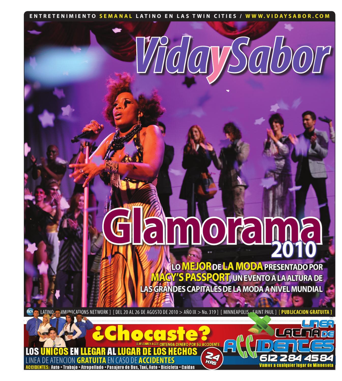 Vida y Sabor 319 by Latino Communications Network LLC - issuu