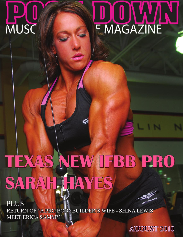 wife of a bodybuilder