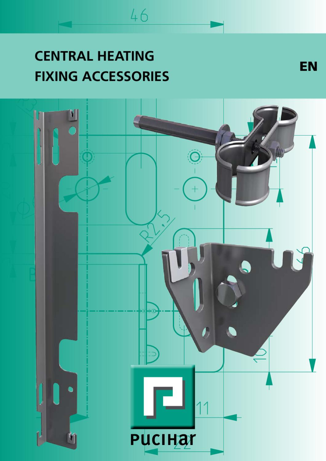 Central heating fixing accessories by Pucihar-p d.o.o. - issuu