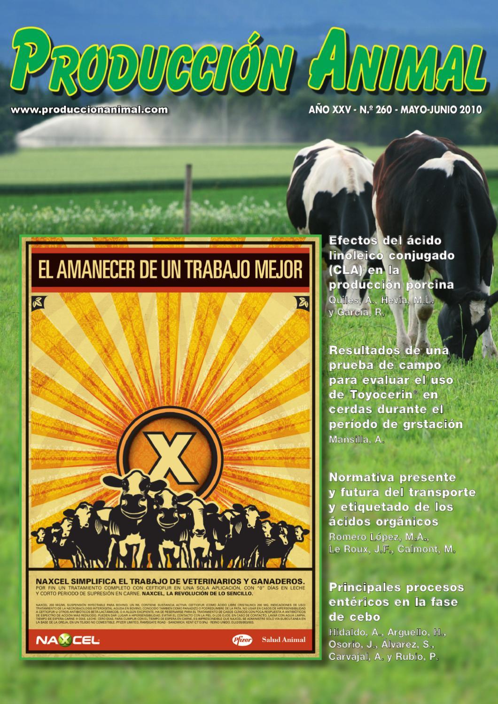 Producción Animal mayo-junio 2010 by Ediciones Técnicas Reunidas - issuu