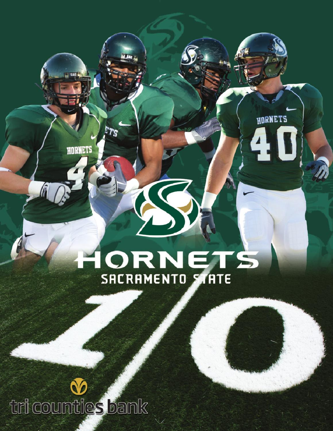 2010 Sacramento State Football Media Guide By Hornet Sports Issuu