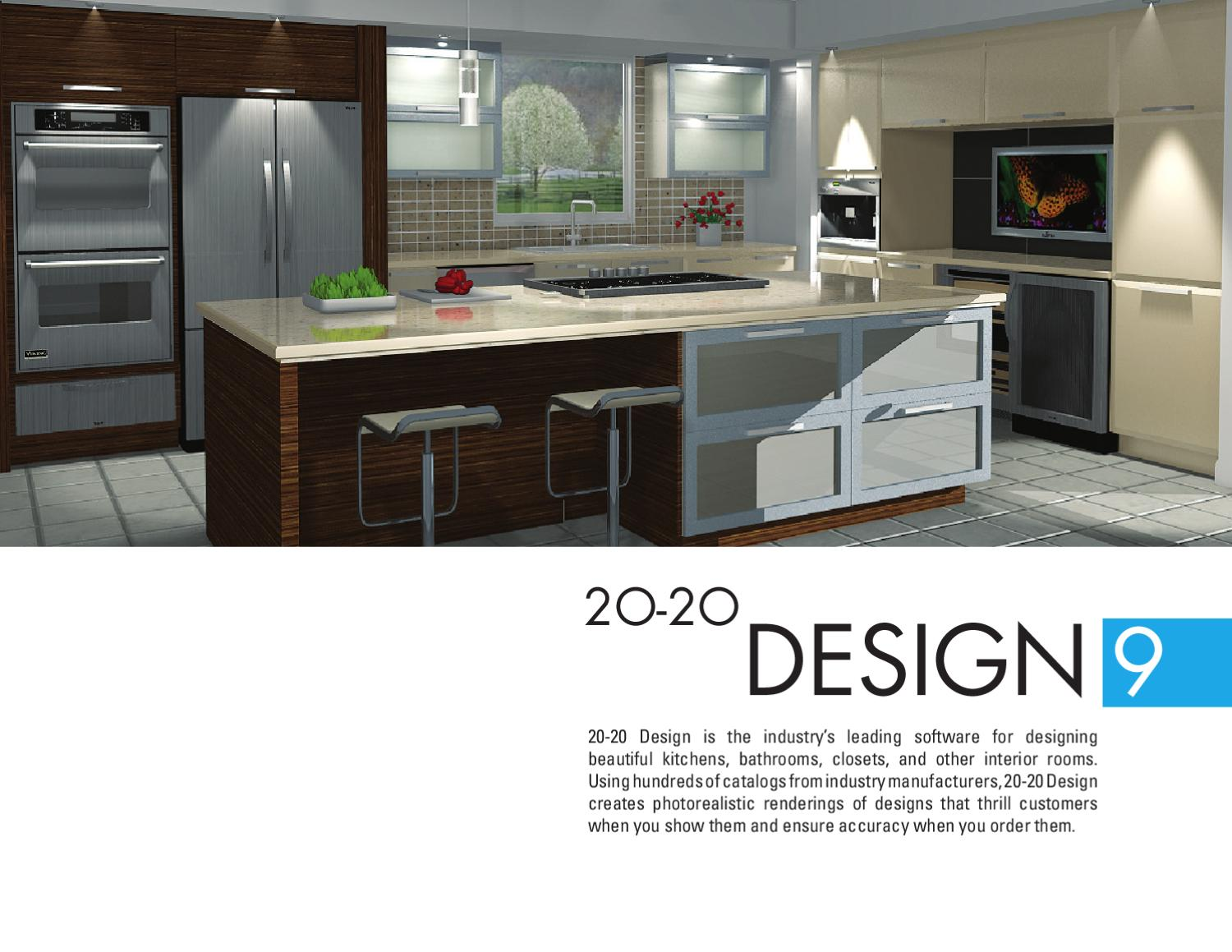 20 20 design v9 brochure by 20 20 technologies issuu