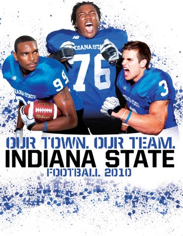 quality design a6442 a8403 2010 Indiana State Football Yearbook V2 by Ace Hunt - issuu