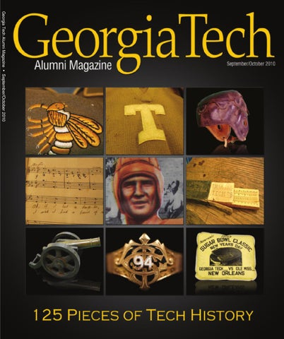 Georgia Tech Alumni Magazine Vol. 87 26d73c7d2